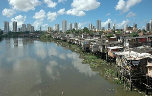 Rich Poor Divide Recife